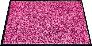 Miltex Eazycare 泥土铲门垫 粉色 60 x 40 x 0,9 cm 22010-3
