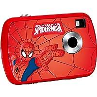 LEXIBOOK - DJ018SP - 服装照片数字,1.35 MP Ultimate Spider MAN
