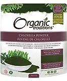 Organic Traditions Organic Powder, Chlorella, 5.3 Ounce