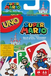 UNO Super Mario - 卡牌游戏