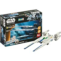 Revell Star Wars Rogue One Build and Play U Wing 战斗机
