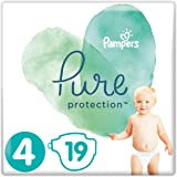 Pampers Pure Protection, Gr.4 Maxi 9-14 kg, Tragepack (1 x 1…