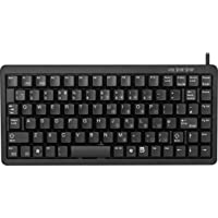 Cherry G84-4100LCMBE-2 紧凑型键盘 - 黑色
