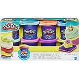 Play-Doh 彩泥玩具 彩泥补充装(8色装)