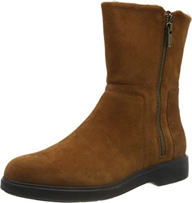 Clarks Un Elda Mid 女式套靴 短靴