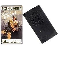 Duke Cannon 限量版 WWII Era Big Brick of 男士香皂,283.5 克。 Accomplishment 1 Bar