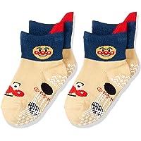 [面包超人] 2双装 面包超人・SLAN 短袜 1872Q813 儿童