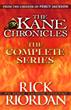 The Kane Chronicles: The Complete Series (Books 1, 2, 3) (English Edition)
