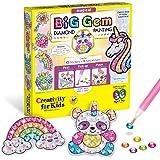Creativity for Kids 大宝石钻石绘画套件 魔术 Magical