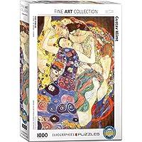 EuroGraphics Klimt The Virgin Puzzle (1000-Piece)