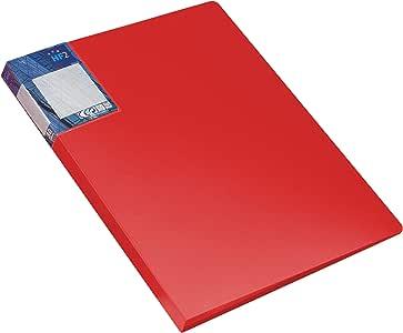 hf2 豪华折叠 20 个袖子侧面可定制,A4,红色