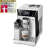 De'Longhi 德龙 PrimaDonna Class ECAM 556.55.W 全自动咖啡机,集成牛奶系统,一键式制卡布奇诺咖啡和浓缩咖啡,3.5英寸TFT彩色显示屏和APP控制,白色