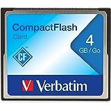Verbatim CompactFlash 4GB Memory Card (95188)