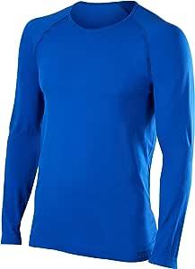 Falke 男士保暖长袖衬衫舒适保暖内衣