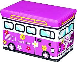 PUSHER Box bus-love 多种颜色
