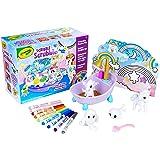 Crayola 涂鸦磨砂膏,Peculiar 宠物,亚马逊儿童适用,年龄 3,4,5,6 岁