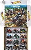Hot Wheels 适用于3岁及以上儿童的Monster Trucks 1:64比例压铸 Ultimate Chaos…