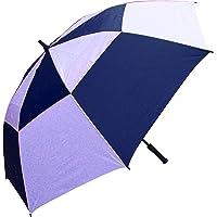RainStoppers 60 英寸 Windbuster 高尔夫伞