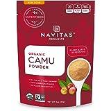 Navitas Naturals - 未加工的Camu Camu粉末Rainforest Superfruit - 3盎…
