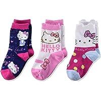 Sanrio 三丽鸥 袜子 3双装 4560091 女孩