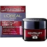 L'Oréal Paris 巴黎欧莱雅 复颜光学系列(Revitalift Laser X3) 玻尿酸冻龄面霜日霜,三倍…