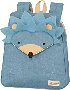 Samsonite 新秀丽 Happy Sammies – 儿童背包 Blau (Hedgehog Harris) S