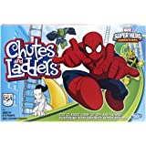 Marvel 蜘蛛侠蜘蛛侠 Web Warriors Chutes & Ladders 游戏