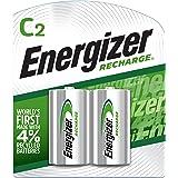 Energizer recharge C batteries 2件装 C 2