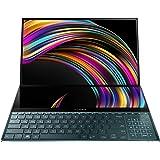 Asus 华硕 ZenBook Pro Duo UX581 笔记本电脑,15.6英寸(约39.62厘米)4K UHD N…