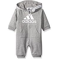 adidas 阿迪达斯 女婴款连体衣