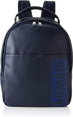 Armani Exchange 小号斜挎包,男式背包,蓝色(*蓝),29.5 X 10 X 43 厘米