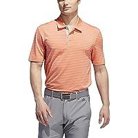 adidas 高尔夫终极双色条纹 Polo 衫