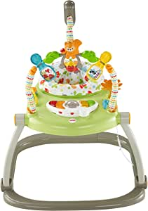 Fisher-Price Woodland Friends SpaceSaver Jumperoo 4+ Months Woodland Friends