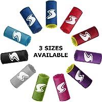清凉毛巾(101.6 x 30.48 厘米和 127 x 50.8 厘米和 152.4 x 76.2 厘米)冰运动毛巾…