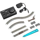 TOMIX N轨距 迷你铁路模型驾驶套装 90098 铁路模型 轨道套装
