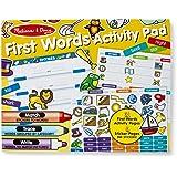 Melissa & Doug *单词活动垫 - 288 个可搭配的贴纸