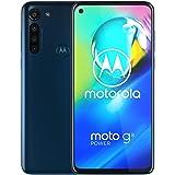 Motorola 摩托罗拉 G8 power 手机| 解锁 仅国际GSM | 4 / 64GB | 13MP相机| 2020 | 蓝色
