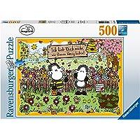 Ravensburger Puzzle 15044 蜜蜂之恋拼图,500块