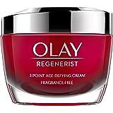 Olay 玉兰油 Regenerist 经典大红瓶 新生塑颜3点抵御衰老保湿晚霜,不含透明质酸,50毫升