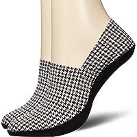 GUNZE 郡是 袜套 Tuche 运动鞋用 超深鞋 同色 2双装 TQL827 女士