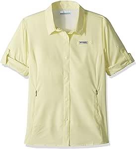 Columbia 女童 Tamiami 长袖衬衫