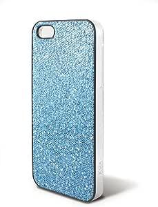 KSIX 闪亮硬壳 iPhone 5 - 蓝色