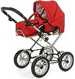 """婴儿车""""combi 3合1""""红色"""