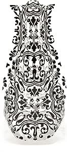 MODGY 可折叠可伸缩塑料花瓶 黑色 ChiChi Black 66132