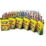 Crayola 绘儿乐 蜡笔,学校&艺术课用品,6盒,每盒24支