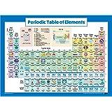 元素周期表海报 层压 18 x 24 Ptable