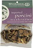 Mycological Dried Imported Porcini Mushrooms, 1 Ounce Packag…