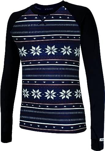 Terramar W9040 女士 Genesis 3.0 圆领衫