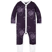 Burt's Bees 宝贝婴儿女童有机连衣裙连衫裤连体服