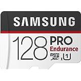 Samsung PRO Endurance Micro SDXC 卡,带适配器MB-MJ128GA/AM 128 GB